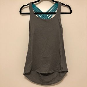 Lululemon No Limit Racerback Tank